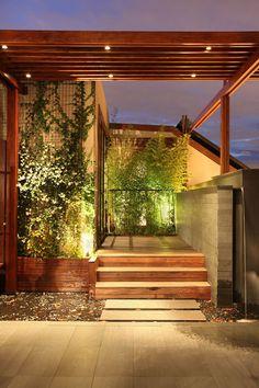 Soho terrace by Andrew Wilkinson Architects