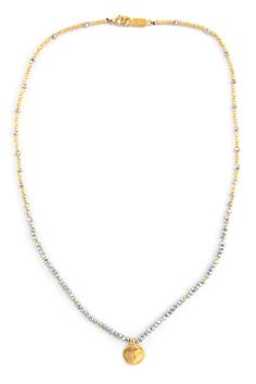Chan Luu - Coated Silver Short Coin Necklace, $65.00 (http://www.chanluu.com/necklaces/coated-silver-short-coin-necklace/)