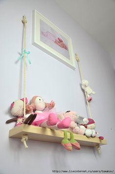 Идеи для детской. Хранение игрушек. Обсуждение на LiveInternet - Российский Сервис Онлайн-Дневников