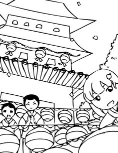 find this pin and more on korean coloring pages