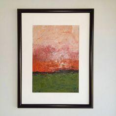 Sieh dir dieses Produkt an in meinem Etsy-Shop https://www.etsy.com/de/listing/462530862/abstract-landscape-oil-painting-elegant