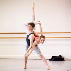 Rehearsing Beyond Twelve Australian Ballet.