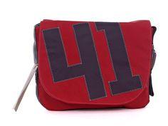 Tasche aus recyceltem Segeltuch von Canvasco bei Kult-Design-Unikate
