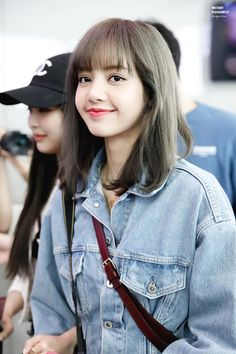 Lisa One Of The Best And New Wallpaper Collection. Lisa Blackpink Most Famous Popular And Cute Wallpaper Photo And Image Collection By WaoFam. Blackpink Lisa, Rapper, Kim Jennie, South Korean Girls, Korean Girl Groups, Lisa Hair, Lisa Blackpink Wallpaper, Blackpink Photos, Kim Jisoo