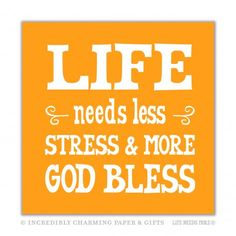 Our Life Needs More® God Bless beverage napkin is the perfect addition for any occasion! 25cm x 25cm, 3 ply, 20 per package. https://incrediblycharming.com/beverage-napkins/931-god-bless-beverage-napkins.html Made in the USA. Life Needs More® and Life Needs Less® are registered trademarks of ICPG.