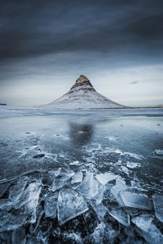 Kirkjufell - Frozen by OZZO Photography on 500px