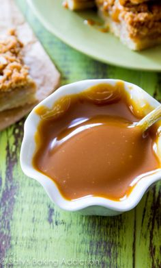 The BEST Salted Caramel Sauce! Recipe by sallysbakingaddiction.com