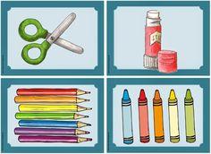 Ideenreise: Schilder für den Kunstunterricht