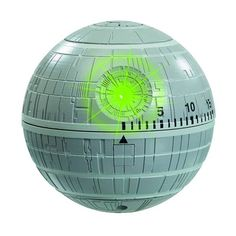 rogeriodemetrio.com: Star Wars Death Star Kitchen Timer