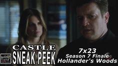 """Castle 7x23 Sneak Peek # 1 """"Hollander's Woods"""" (HQ) Castle Tells Beckett about Hollanders Woods (Season 7 Finale)"""
