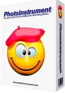 Photoinstrument 7.4 Build 762 + Serial Key Download