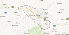 Erzincan Merkez/Erzincan, Türkiye haritası