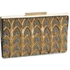 4ec74b94b33 Women s Glint  Palmetto  Crystal Topper Clutch Clutch Bag, Trunks, Wedding  Jewelry,