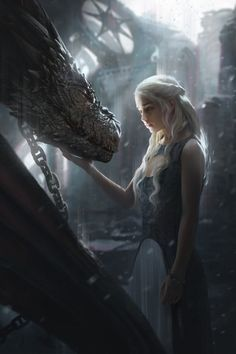 Game of Thrones poster - Daenerys - Game of Thrones .-Постер Game of Thrones – Дейенерис – Игра Престолов … Game of Thrones poster – Daenerys – Game of Thrones – Daenerys - Art Game Of Thrones, Dessin Game Of Thrones, Game Of Thrones Khaleesi, Game Of Thrones Dragons, Game Of Thrones Characters, Jon E Daenerys, Game Of Throne Daenerys, Emilia Clarke Daenerys Targaryen, Erza Et Jellal