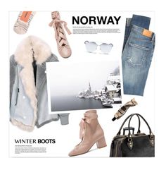 """Winter travel"" by magdafunk ❤ liked on Polyvore featuring Citizens of Humanity, Aspinal of London, Aesop, Christian Dior, Missoni and Valentino"