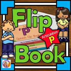 Articulation and learning 'p' is easy with this flip book.  This product contains 2 x 8 pages flip books: the pages are packed with pictures and activities and can be used to make a flip book that will learning speech sounds hands on and interactive.Version 1- is a black and white flip book.