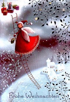 Frohe Weihnachten - Mila Marquis
