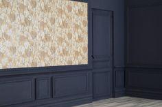 Pour une décoration d'intérieur Art déco très chic, optez pour une peinture noire très tendance ! Salon Art Deco, Multi Support, Decoration, Chic, Furniture, Home Decor, Linens, Home Improvement, Matte Black