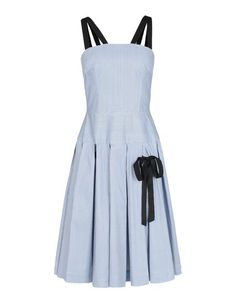 Olympia Le Tan 34 Length Dresses Women - thecorner.com - The luxury online boutique devoted to creating distinctive style