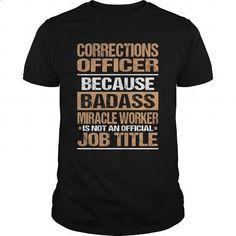 CORRECTIONS-OFFICER - #men #girls. MORE INFO =>…