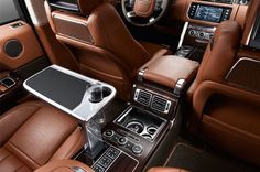 Range Rover Autobiography Black  (see if can make the rear tray work in my truck)