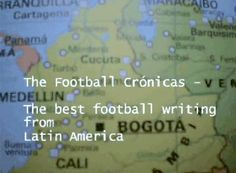 15 outstanding pieces of #football-related #writing from Latin America, which we aim to publish as a book in time for the June 2014 World Cup.  www.sponsume.com/project/football-crónicas