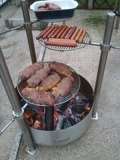 meat smokers - Google Search