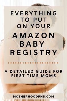 Check out this list of must-haves to add to your baby registry curated by a mom who is a professional researcher. All products are available on Amazon! I Baby registry checklist, baby registry must haves, best baby registry, baby registry items, Amazon baby registry, what you need for baby, baby planning, baby list needs, registry must haves, baby essentials, must haves for baby, baby checklist #babyregistry #babyregistrymusthaves #babyplanning #whatyouneedforbaby #babyessentials…