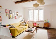 Ideas para decorar la casa color mostaza