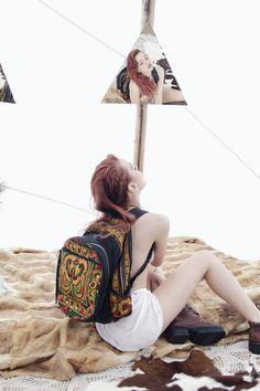 SABRINA TACH, WONDERLAND photography: camila g. jettar   ∆   model: jimena melero