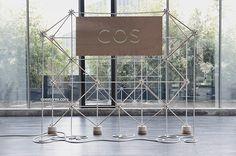 Bonsoir Paris: COS installation at Salone del Mobile 2013 (Photo by Owen Richards)