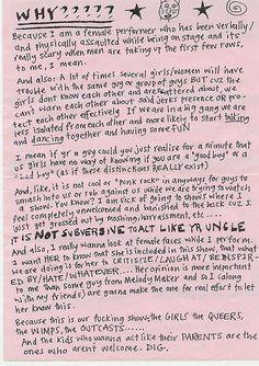 Kathleen Hanna, Bikini Kill, Girl Thinking, Riot Grrrl, Power To The People, Intersectional Feminism, Images Wallpaper, Patriarchy, Punk Rock