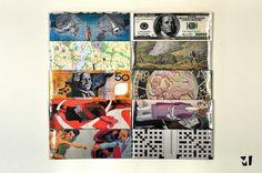 Paper Wallet, Upcycling, MI-WALLET: Paper Wallet / SET72