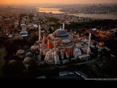 Haga Sophia, Istanbul, Turkey