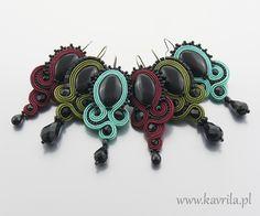 autumn collection 2013  #soutache #collection #2013 #kavrila