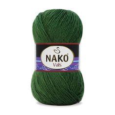 Waltz / / Nako Classic / HAND KNITTING YARN / Nako Hand Knitting Yarn, Yarns, Knitted Hats, Elsa, Winter Hats, Beanie, Beanies, Knit Hats, Beret
