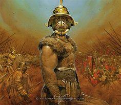 Spartacus by Vincent Dutrait