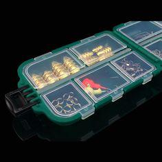1set New Rock Fishing Sea Fishing Accessories Packs in Tackle Box Gadgets Fishing gear accessories kit