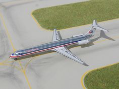 Gemini Jets 1/250 American Airlines MD-82 N478AA No.AJAAL014