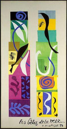 Les Betes de la Mere Matisse.