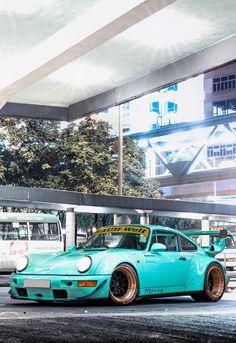 Porsche 911 Rauh Welt