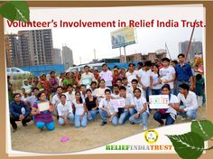 Relief India Trust, an Indian based non-profit organization, has been striving hard for years to make life worth living for less privileged and economically deprived class in India. http://www.ritrehab.org/