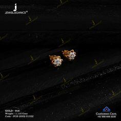 Gemstone Earring gms) - Gemstone Jewellery for Women by Jewelegance Baby Jewelry, Bridal Jewelry, Gold Jewelry, Women Jewelry, Real Diamond Earrings, Gemstone Earrings, Stud Earrings, Gold Earrings Designs, Jewellery Designs