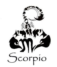 Scorpio ♏️  Wouldn't say scorpio- but maybe 11-11 or 11/11 for my birthday and my dad's. Maybe with our years too. On the side