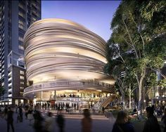 Kengo Kuma commissioned for first Australian project: a dynamic civic hub for Sydney