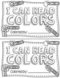 A free printable color words book that kindergarten kids can color. Great to use… A free printable color words book that kindergarten kids can color. Great to use in guided reading groups or at the beginning of the year. Kindergarten Colors, Preschool Colors, Kindergarten Language Arts, Teaching Colors, Kindergarten Activities, Preschool Ideas, Preschool Journals, Kindergarten Freebies, Preschool Kindergarten