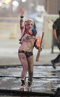 Margot Robbie. Harley Quinn