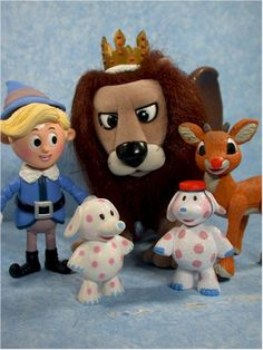 Rudolph the Red-Nosed Reindeer - The Island of The Misfit Toys Christmas Tv Shows, Christmas Past, Retro Christmas, Christmas Pictures, All Things Christmas, Christmas Holidays, Christmas Crafts, Christmas Specials, Christmas Ideas