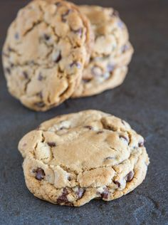 Ny Times Chocolate Chip Cookies By Eclecticrecipes Com Recipe