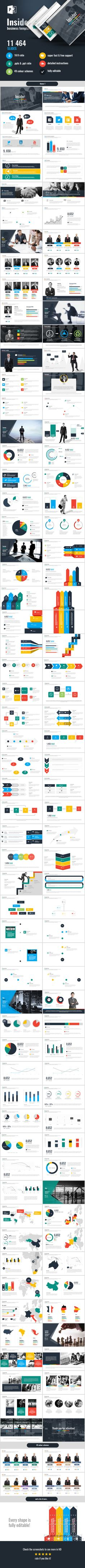 Digital art powerpoint presentation template template digital insider powerpoint presentation template toneelgroepblik Images